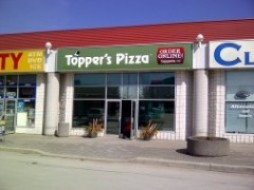 Topper's Pizza Barrie - Bryne Drive