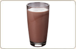 Chocolate Partly Skimmed Milk